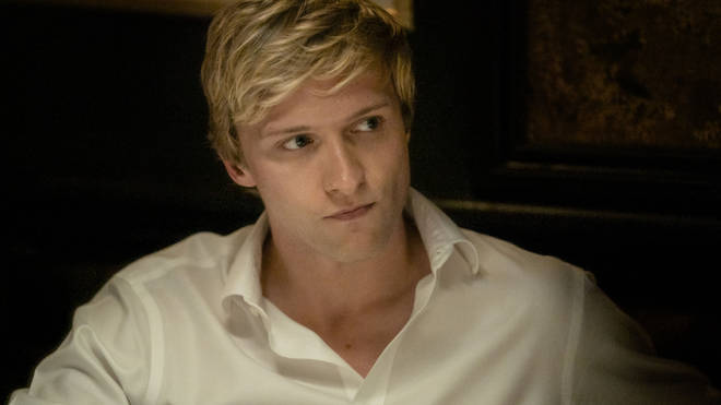 Will Tudor plays Theo Tuck in Industry