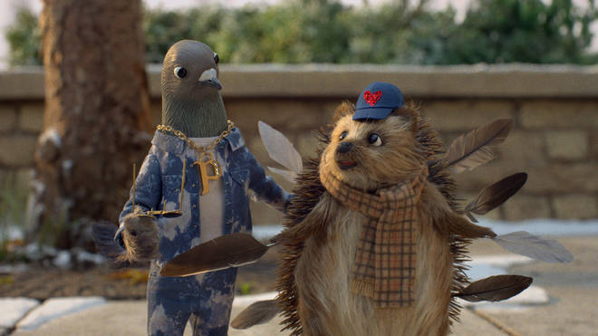 John Lewis' 2020 Christmas advert celebrates the kindness of the nation amid the pandemic