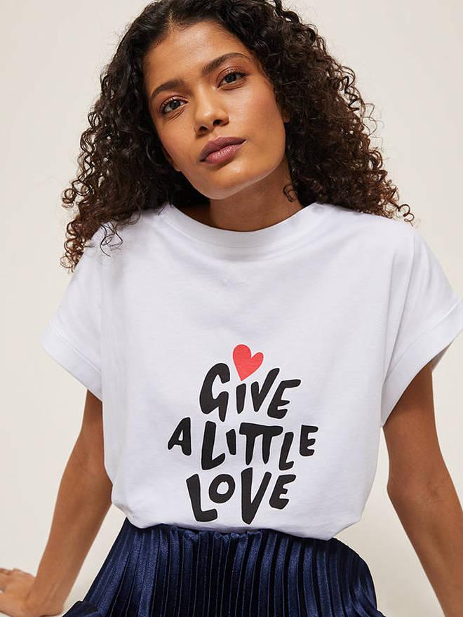 Cotton Tank T-Shirt