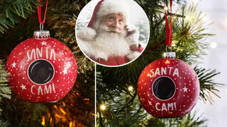 You can now buy a Santa Cam to keep your kids on their best behaviour