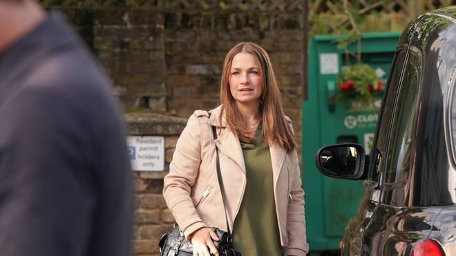 Katy Lewis has arrived in EastEnders