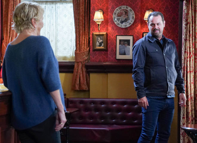Mick Carter is not leaving EastEnders