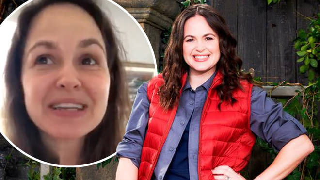 Giovanna Fletcher wanted to bring in cycling shorts