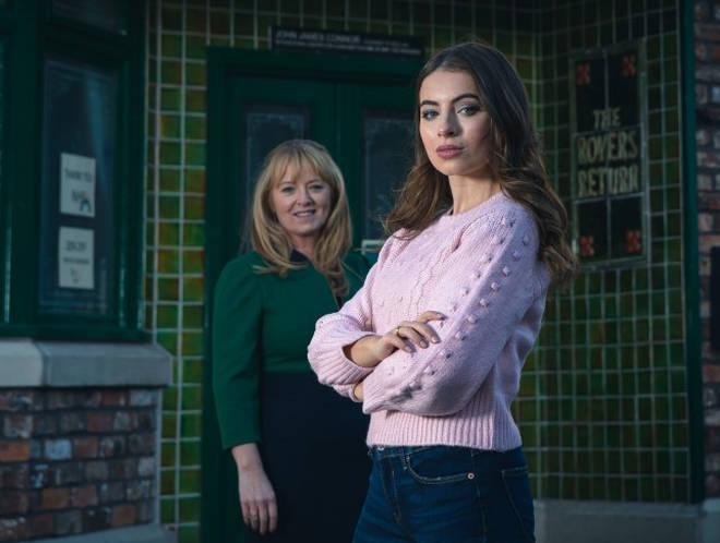 Charlotte Jordan is playing Daisy Midgeley in Coronation Street