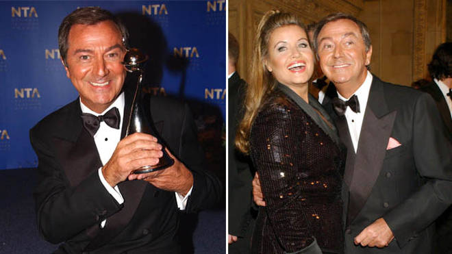 Des O'Connor has died aged 88