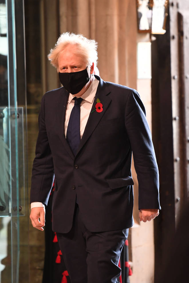 Boris Johnson has been forced to self isolate again
