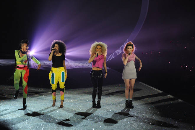 Jessica Plummer was part of Neon Jungle from 2013-2015