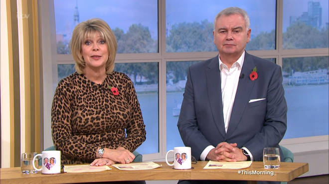 Ruth and Eamonn will reportedly be replaced for their Friday slot
