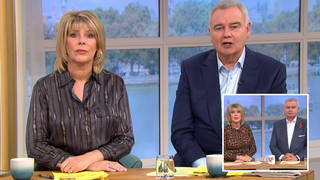 Will Ruth and Eamonn be leaving This Morning?