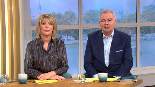 Reports are circulating that Eamonn and Ruth will be leaving This Morning