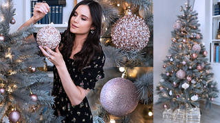 Lilah gives her top tips for mixing up your Christmas tree in 2020