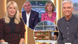 This Morning had a hidden tribute to Eamonn Holmes and Ruth Langsford