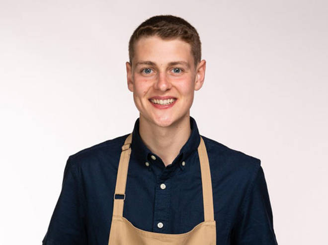 Peter is in The Bake Off semi-final
