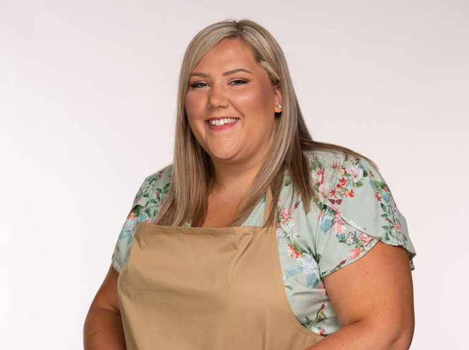 Laura is in the Bake Off semi-final