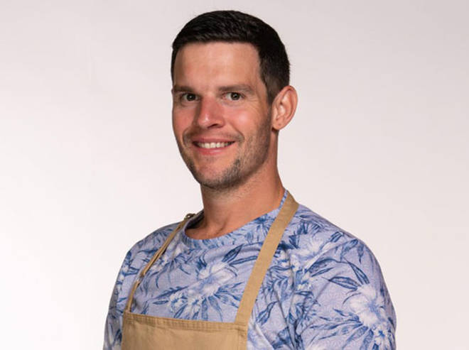 Dave is in the Bake Off semi-final