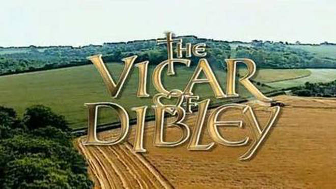 The Vicar of Dibley first aired in 1994