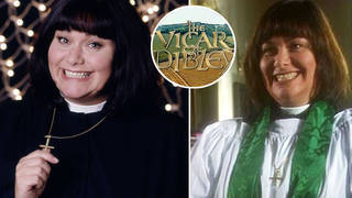 The Vicar of Dibley is returning for Christmas