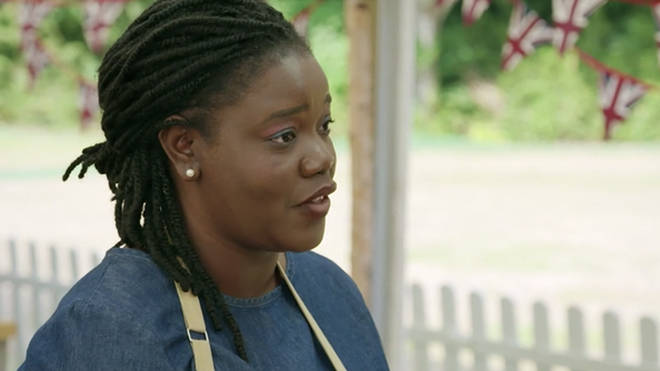 Hermine was axed from GBBO on Tuesday
