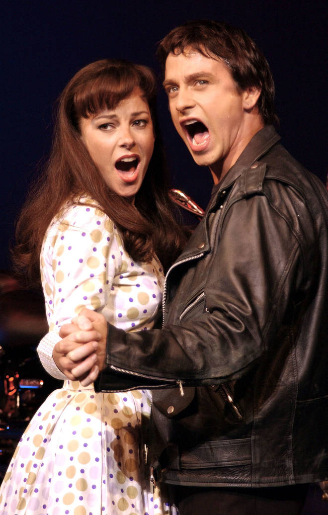 Ruthie Henshall was married to actor Tim Howar