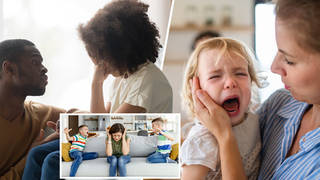 The survey found that parents struggled the most when their child was eight