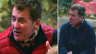 Fans spotted the blunder on last night's I'm A Celeb