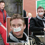 Russell Watson had to undergo surgery in order to have the second tumour removed