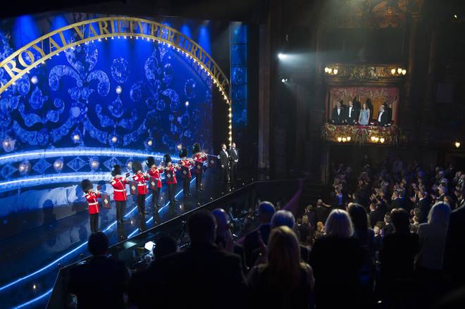 The 2017 Royal Variety Performance