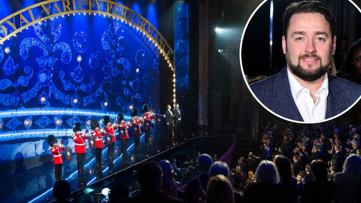 When is the Royal Variety Performance 2020 and who is in the line-up?