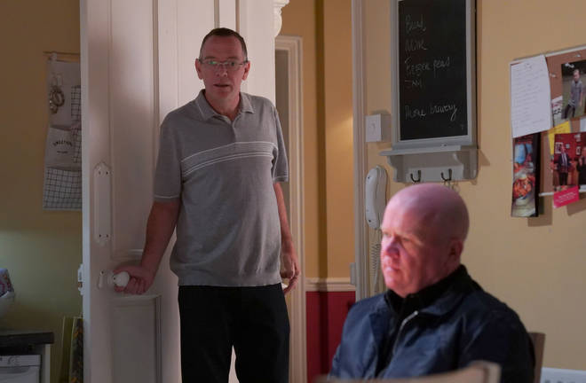 Ian Beale has angered a lot of people in EastEnders