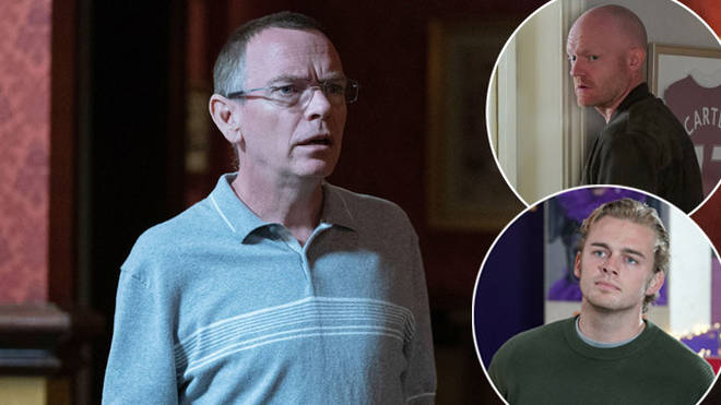 Ian Beale will be part of a shock whodunnit on EastEnders