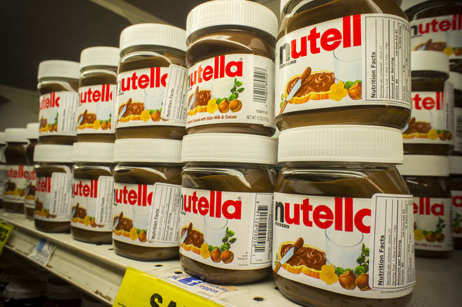 Parents are being urged not to give their children Nutella for breakfast