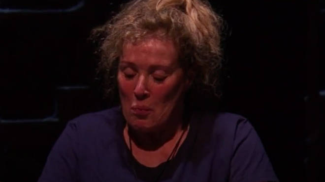 Beverley was given vegan options during the I'm A Celeb eating trial