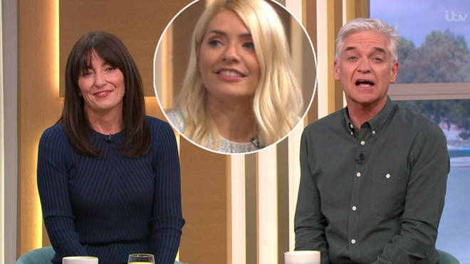 Holly Willoughby isn't on This Morning today