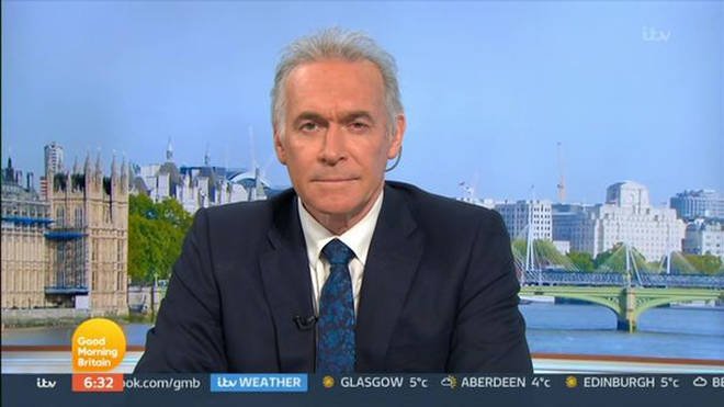 Dr Hilary spoke about the reported plans on GMB this morning