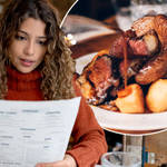 A chef has said you shouldn't order a roast from a restaurant
