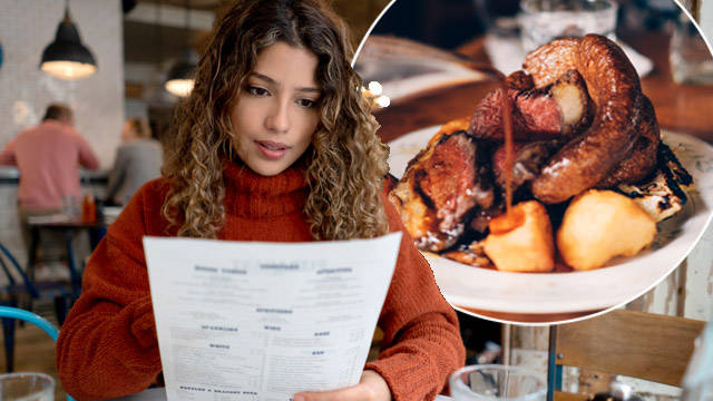 Chef explains why you should never order a roast dinner from a restaurant