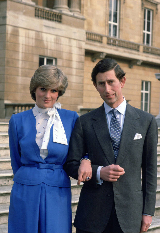"Charles famously said ""whatever love is"" in his engagement interview with Diana"