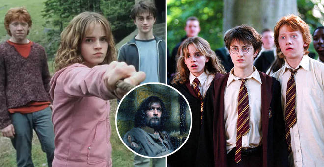 The third Harry Potter film has been voted the best...
