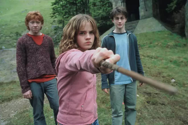 The film sees Harry, Ron and Hermione enter their third year of Hogwarts