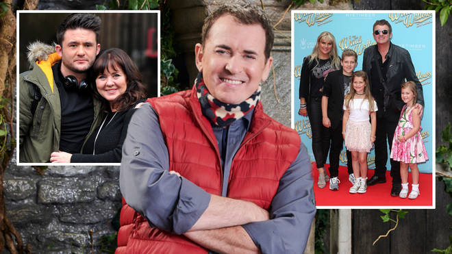 Shane Richie is sure to be missing his family while in the I'm A Celebrity castle