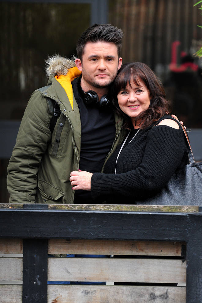 Shane has two children with his ex-wife Coleen Nolan