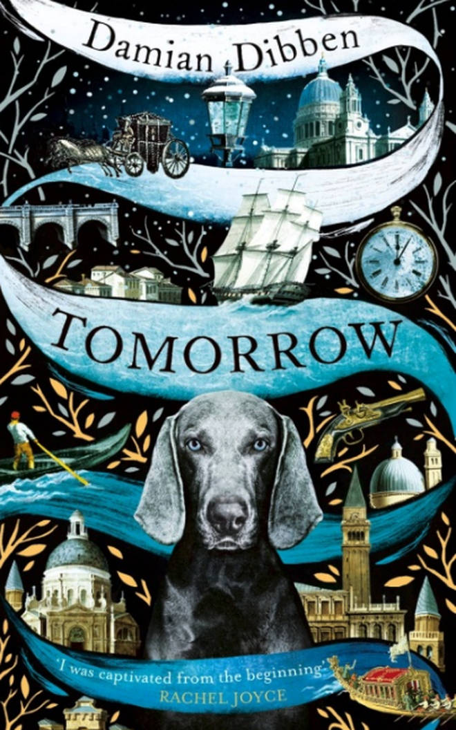 Tomorrow by Damien Dibben is the perfect book for dog lovers