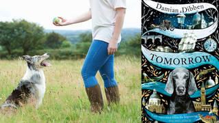Tomorrow by Damien Dibben tells the story of man's best friend
