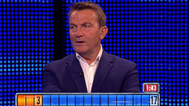 Bradley Walsh is the 'centre of attention' on The Chase