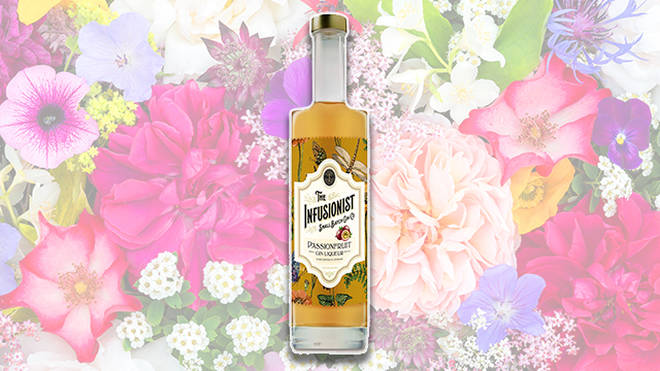 Passionfruit gin