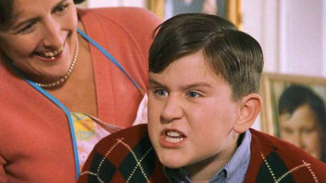 Harry rose to fame as Dudley Dursley in the Harry Potter films