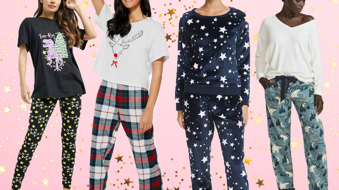 These are the best Christmas PJs on the high street right now