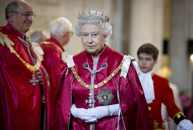 The Queen has become the world's longest reigning monarch