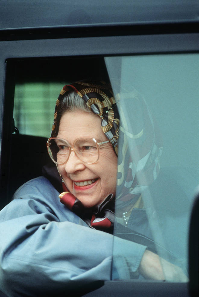 The Queen is the only person in the UK who doesn't need a driving licence