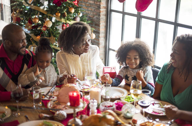 A 'festive bubble' system should allow families to spend a number of days together over the Christmas period